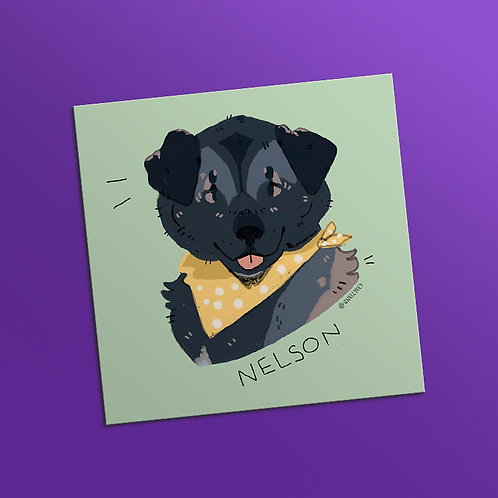 Nelson ♥ limited edition