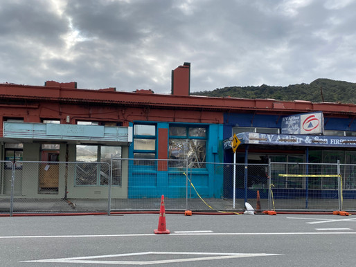 What Now? Waitaki House Comes Down...