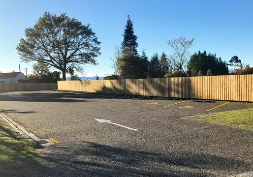 New Carpark for Blackball