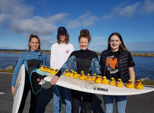 Surf Team Fundraising