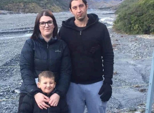 'Givealittle' Set Up After The Tragic Death Of Three Year Old Boy