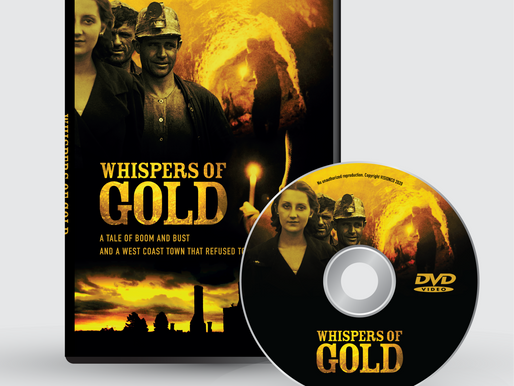 Whispers of Gold on DVD