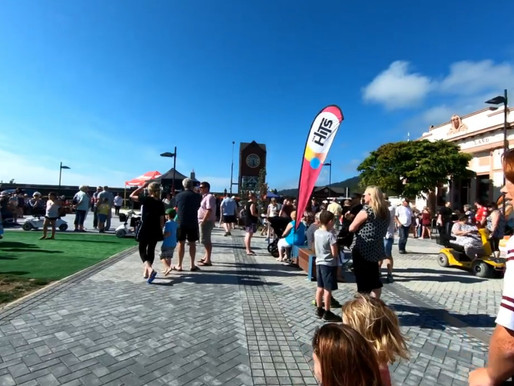 Council to consider Trial Weekend closures of the Tainui Shared Street (Town Square)