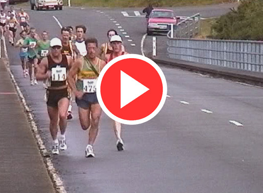 Flash back: Taylorville to Greymouth running race.