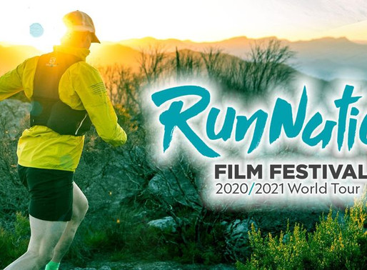 RUNNATION FILM FESTIVAL TOMORROW