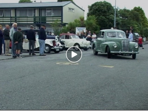 Flash Back: Vintage Car Rally 2002