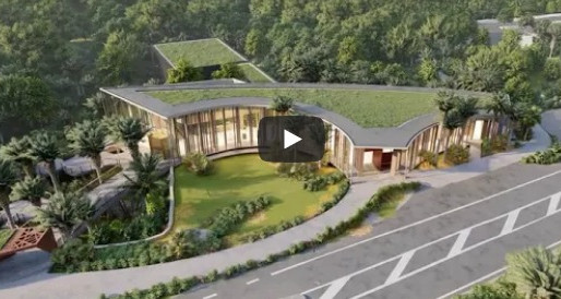 Fly-through of Punakaiki Redevelopment Project