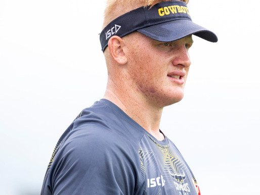Neame named in Cowboys NRL squad for 2021