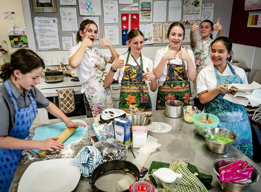 Year 10 Baking Contest