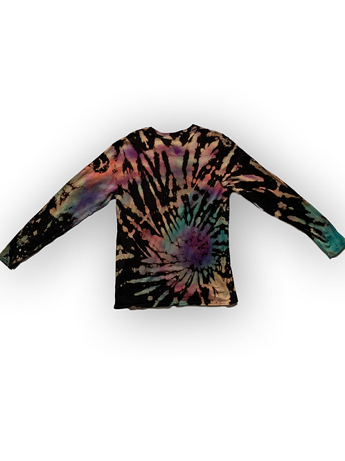 REVERSE TIEDYE | Long Sleeve