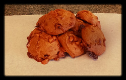 Pumpkin Cookie W/ Butterscotch