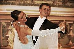 Zhenya and Rebekah Klyukin, Ballroom Dancing Couple