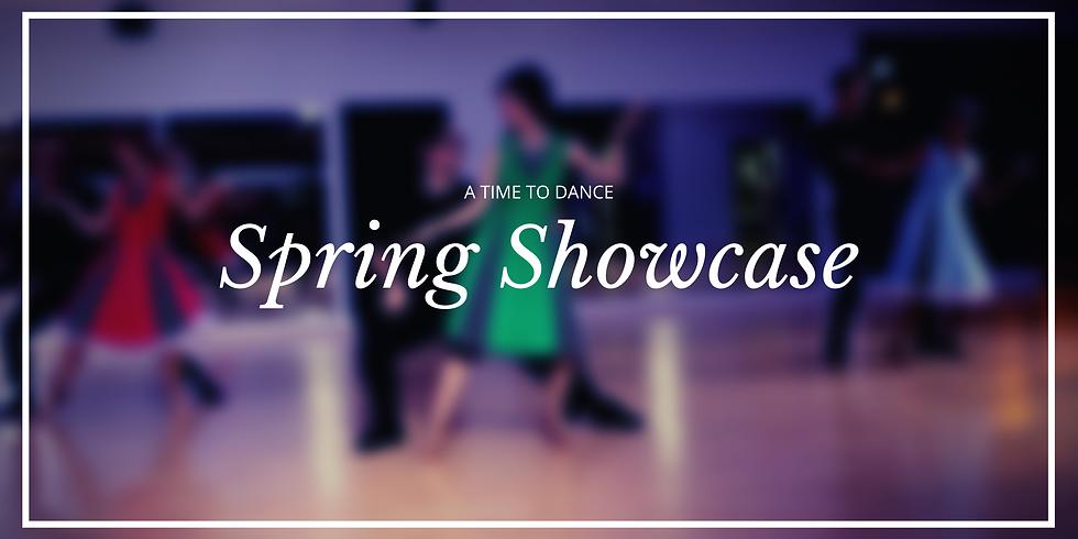 Spring Showcase & Social Dance