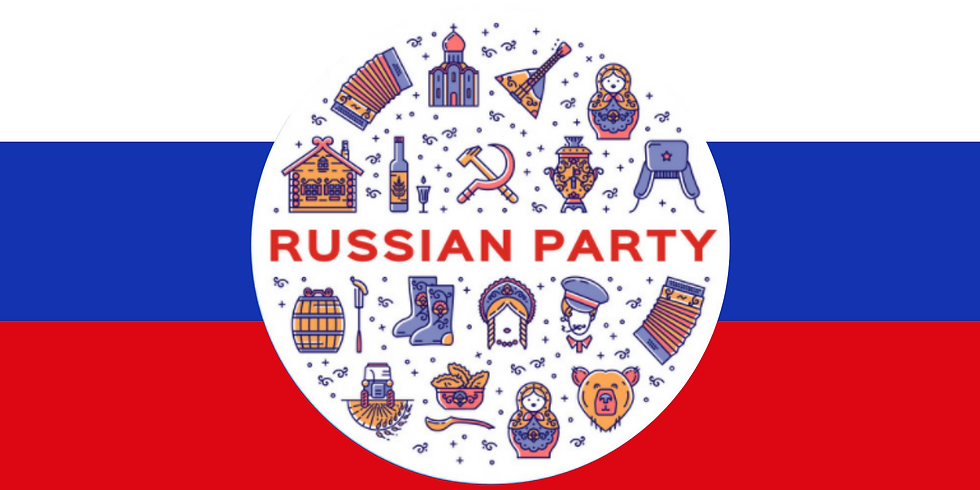 Russian Dinner Party & Show