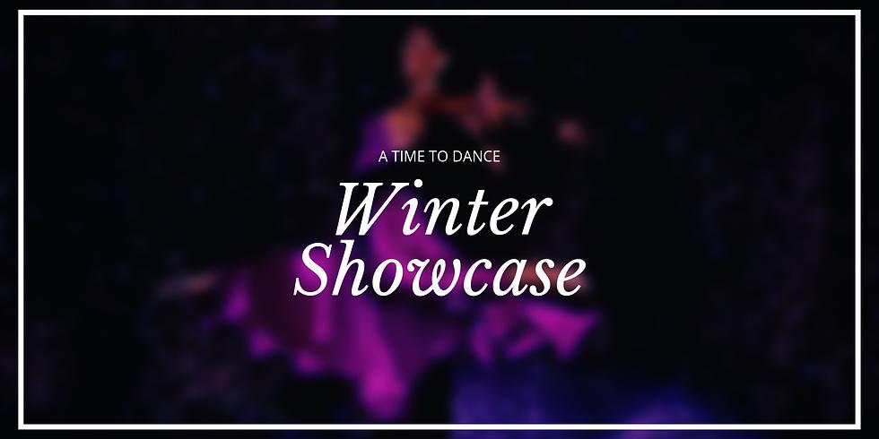 Winter Showcase & Social Dancing