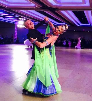 Ballroom Dance Competition, ProAm