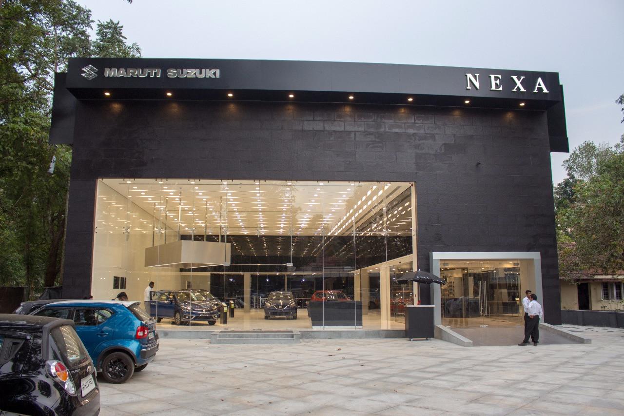 Nexa Indus Showroom