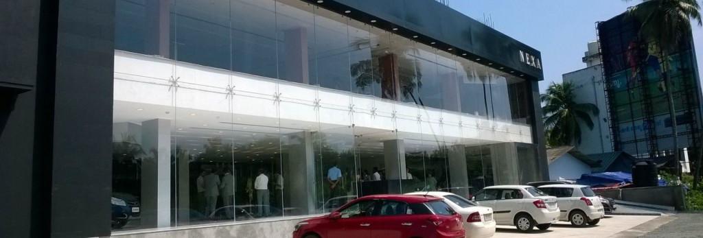 Nexa Maruti Showroom | Calicut