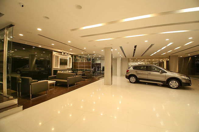 Showroom Projects