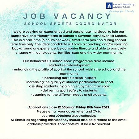 Job Vacancy BSDA Sport Coordinator.png