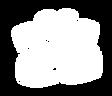 Jas Blooms Calligraphy Logo_Simple White