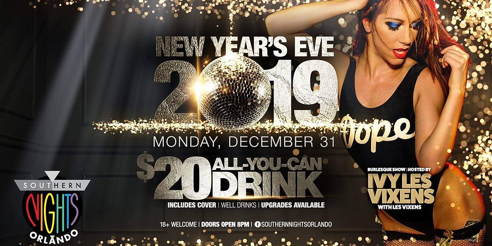 New Years Eve with Les Vixens