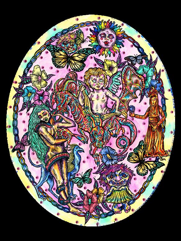Rainbow Demons