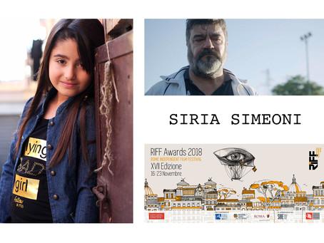 Siria al Red Carpet di RIFF Rome Independent Film Festival