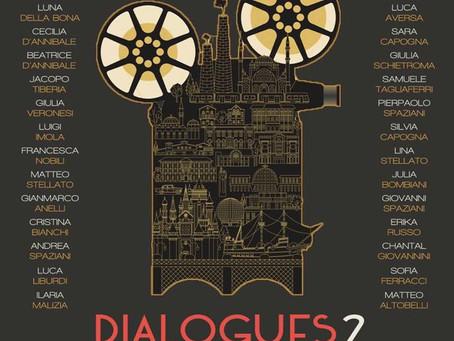 """Il nostro nuovo film sperimentale: 40 minuti di piano sequenza """"DIALOGUES 2"""""""