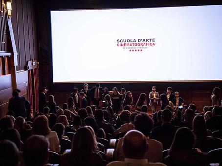 """Film """"Palazzina C"""" a Cinecittà Studios - La distribuzione dei lavori che facciamo a scuola"""
