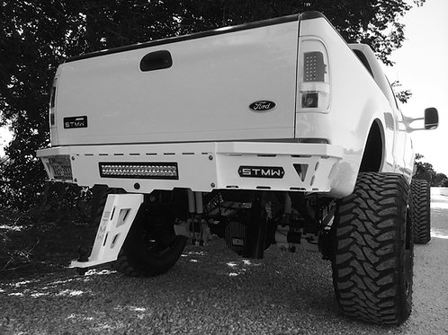 1999 - 2007 Ford Superduty Rear Bumper