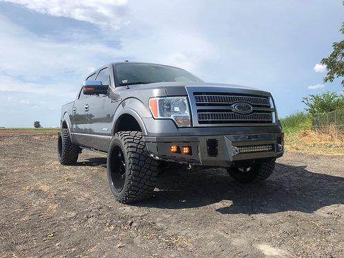 09-14 F150 HD Front Bumper