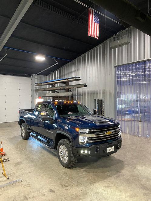 20 Silverado 2500/3500 HD Front Bumper