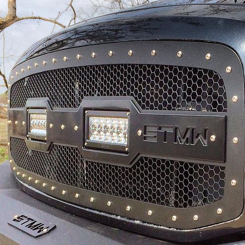 2006-2009 Dodge Ram 2500/3500  Grilles