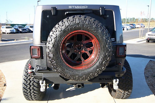 STMW JEEP JK REAR BUMPER 2007-2017