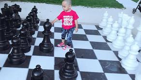 Teaching Playmanship to toddler