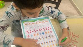 KEEPING KIDS BUSY DURING QUARANTINE