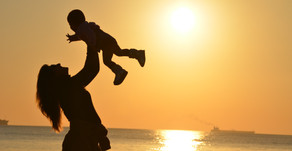 How to survive the vacation with a baby?