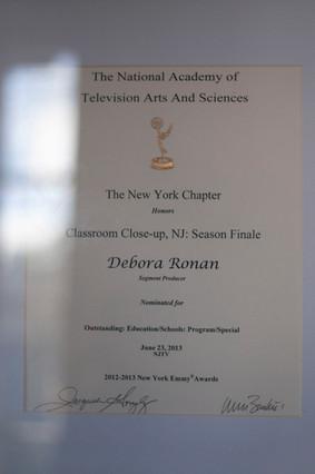 Emmy Nomination
