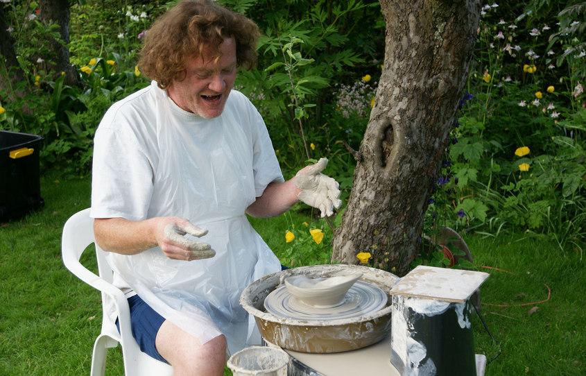 potters wheel hire