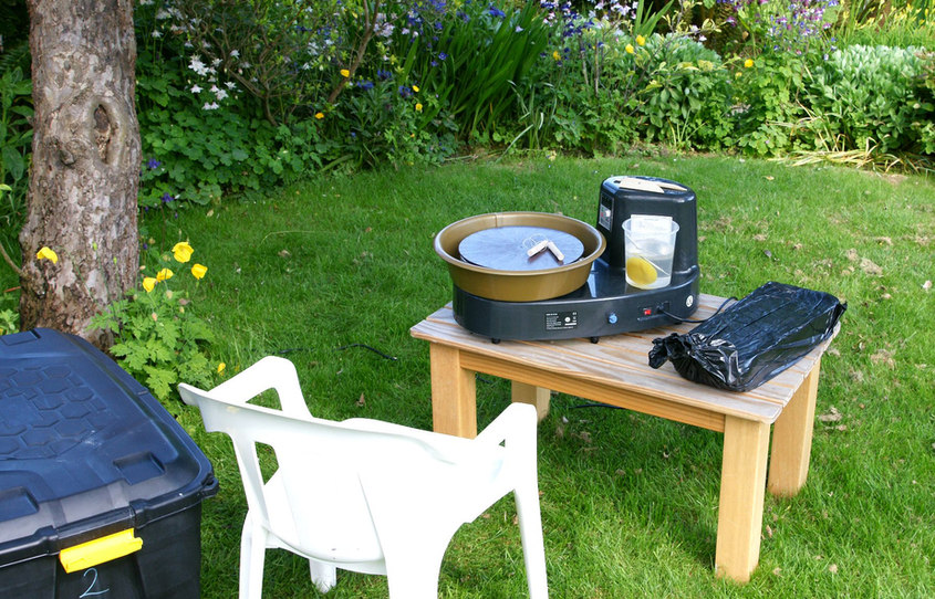 potters wheel at home kit