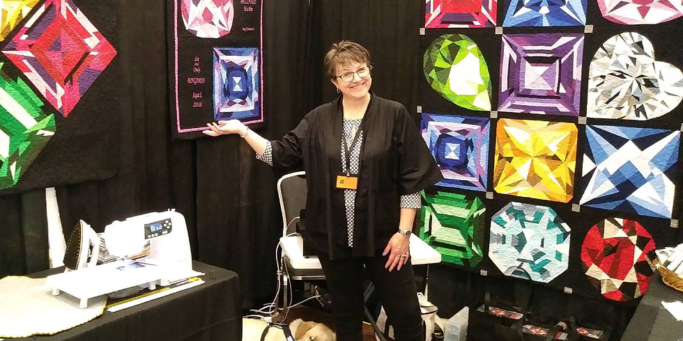 A Mountain QuiltFest (ABCQuilting@MAIL.com)