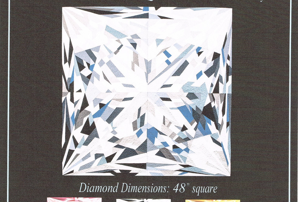 Elizabeth, Diamond Pattern