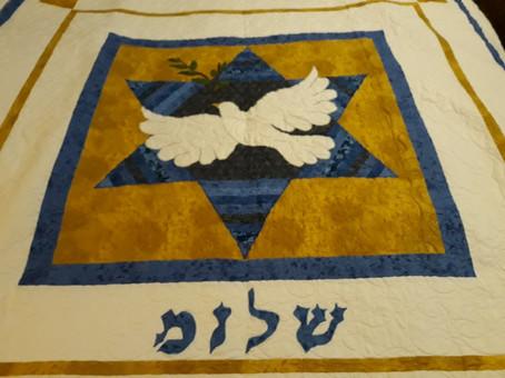 Amanda D, Jewish Quilt.jpg