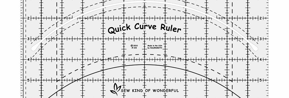 SKW Quick Curve Ruler