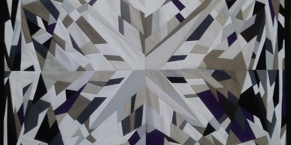 (COVID-19 POSTPONED)The Elizabeth Diamond Class @ The Cherry Pit Quilt Shop, Severville, TN