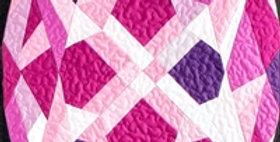 October Pink Turmaline, Pattern