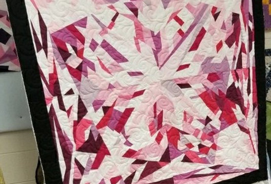 Elizabeth, Pink Diamond Fabric Bundle
