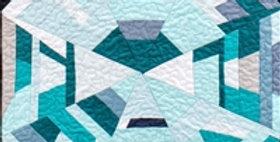 March Aquamarine, Pattern