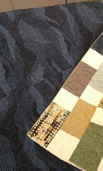 Jan Pagodin's Quilt